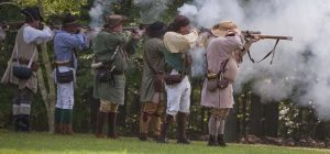 Revolutionary War Sites in the Upstate