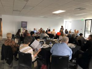 Senior Issues Group Hosts First Workshop About Lifelong Learning in the Upstate