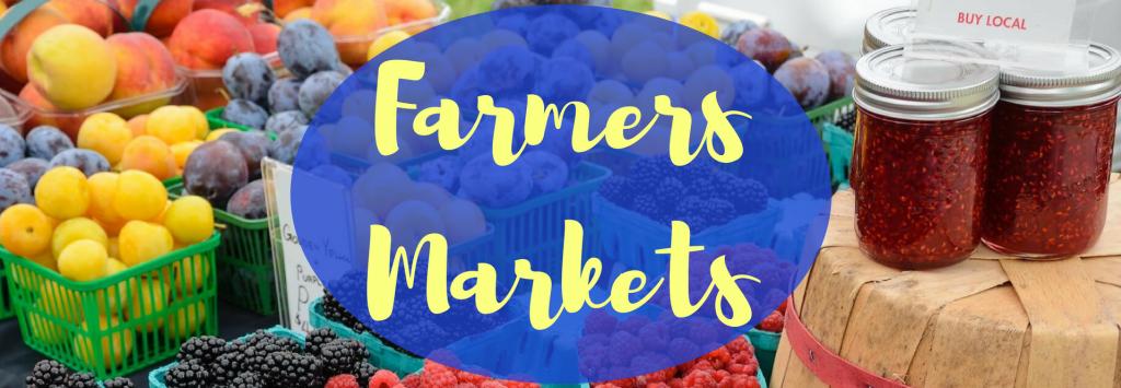 Fall Farmers Markets Across the Upstate