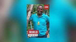 Nominated CNN Hero, Daniel Tillias Speaking at Upstate International