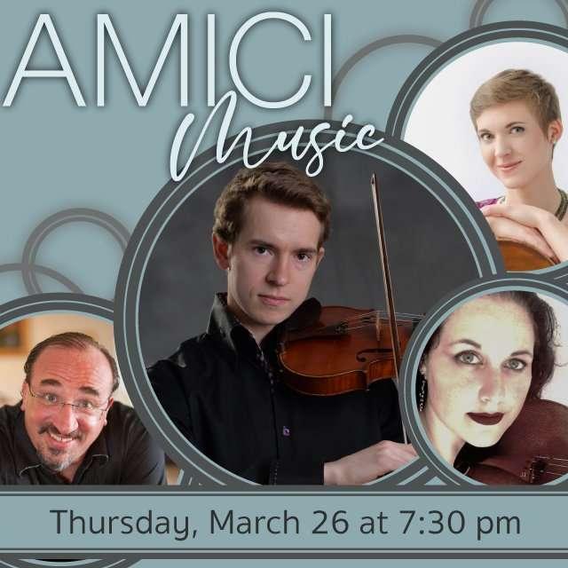 """AmiciMusic, Violin, Viola, Cello & Piano """"Quartessence"""""""
