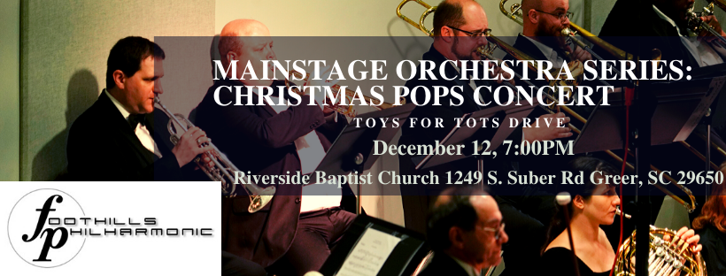 Christmas Pops Concert In Asheville 2020 Christmas Pops Concert   Ten at the Top
