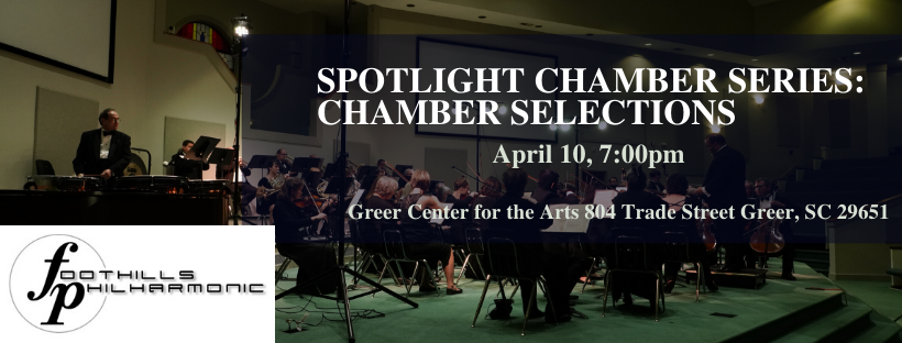 Chamber Selections Concert