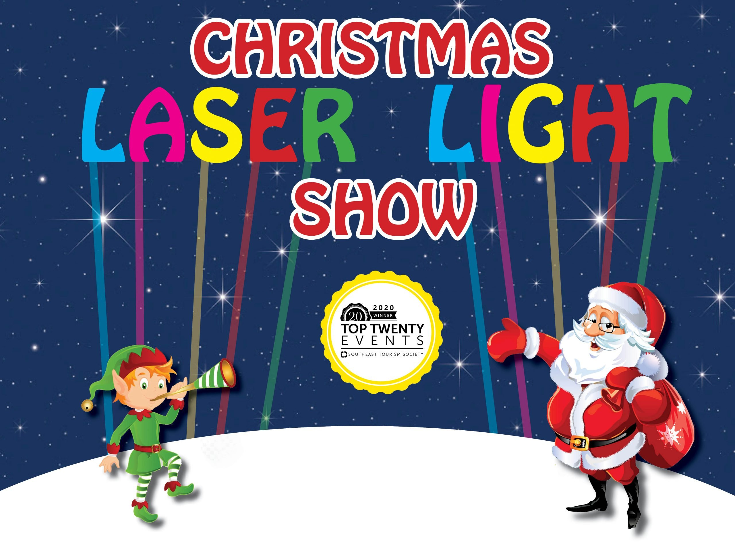 Simpsonville Christmas Parade 2021 Christmas Laser Light Show Ten At The Top