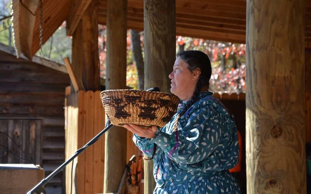 Native American Celebration at the Hagood Mill Historic Site