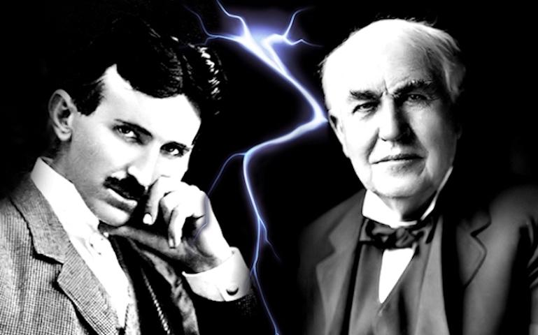 Edison & Tesla, The War of the Currents A Virtual Talk with Erik Vedeler, MSEE