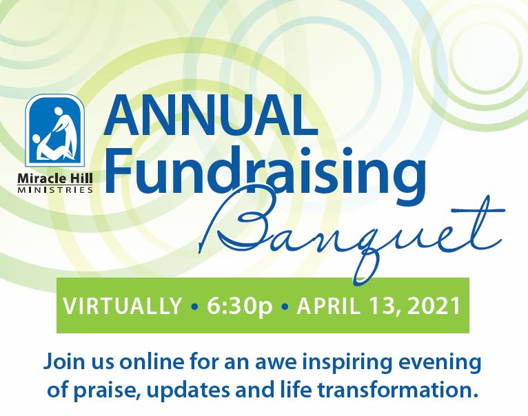 Miracle Hill's Annual Fundraising Banquet