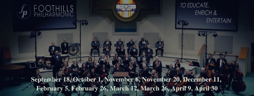 Mainstage Orchestra Series: Masterworks III
