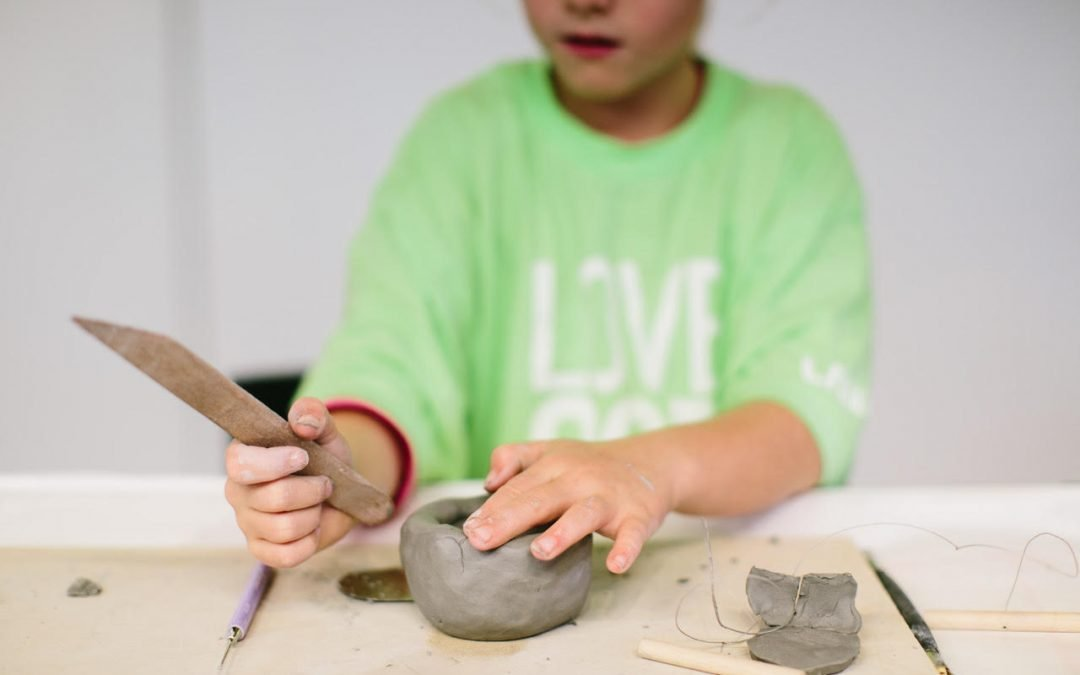 Summer Art Camps at Greenville Center for Creative Arts