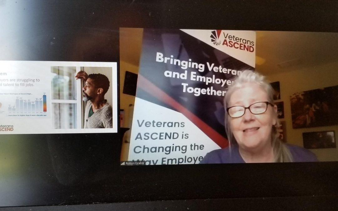 TATT Chat with Robyn Grable, Founder & CEO of Veterans ASCEND/Ability ASCEND