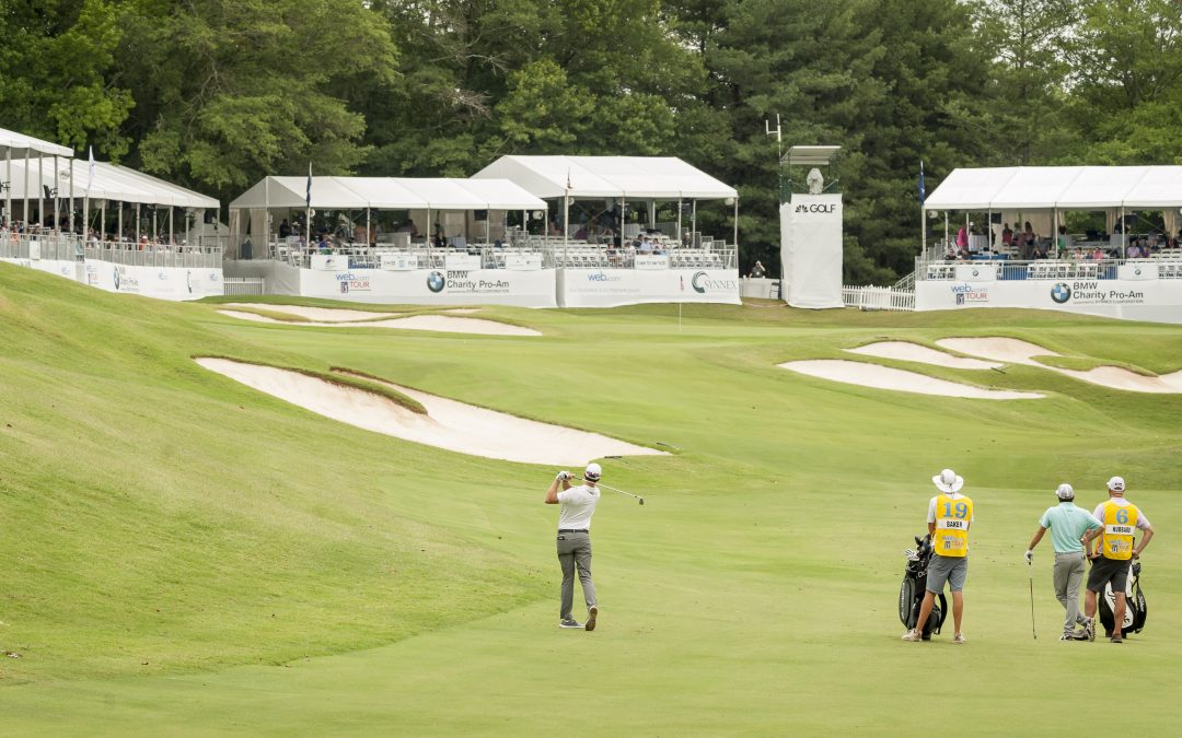 BMW Charity Pro-Am presented by SYNNEX Corporation Returns for  20th Year of Tournament Play June 10-13