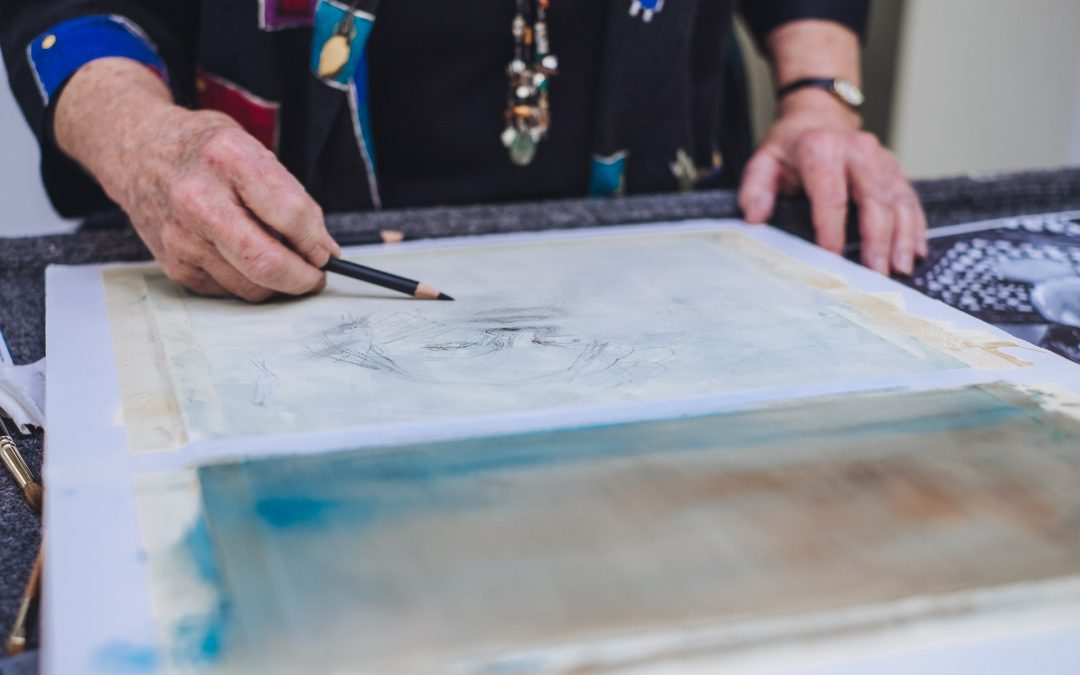 Art School Summer Sessions at Greenville Center for Creative Arts