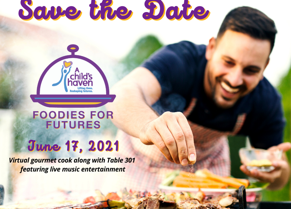 Foodies For Futures Virtual Fundraiser