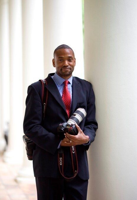 Conversation with White House Photographer Lawrence Jackson