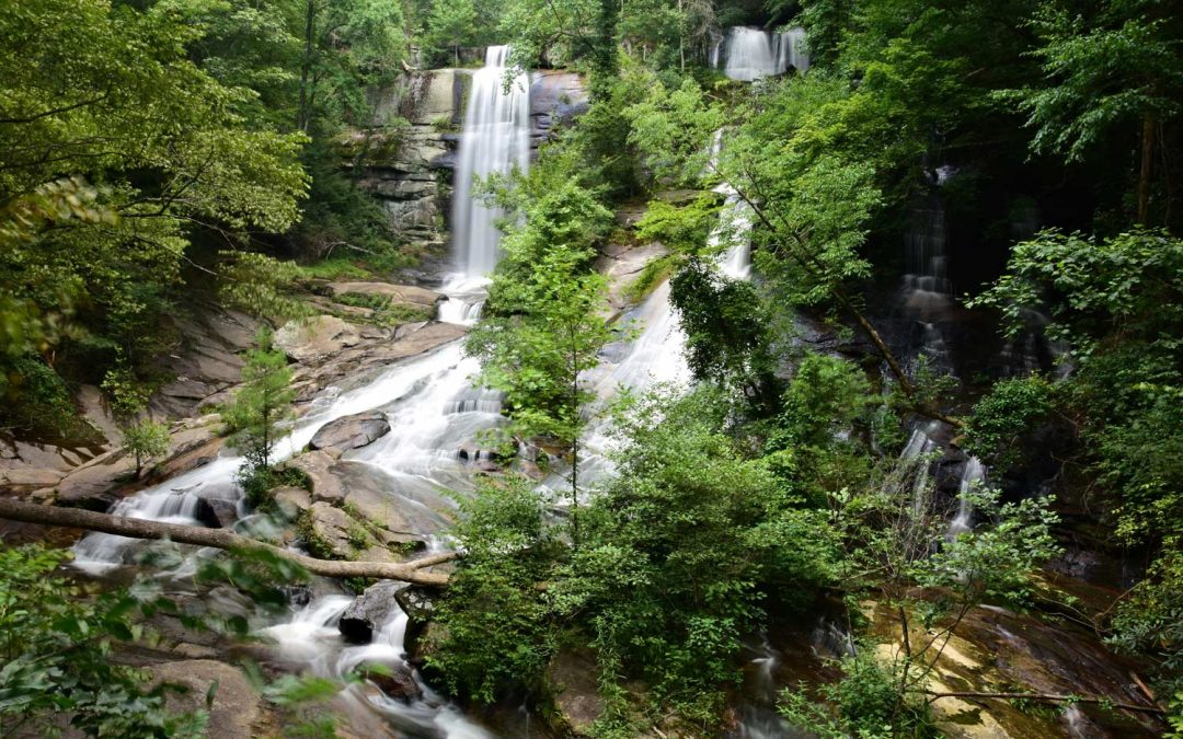 Outdoor Water Attractions to Visit this Summer Across the Upstate